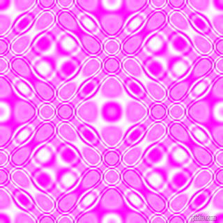, Magenta and White cellular plasma seamless tileable
