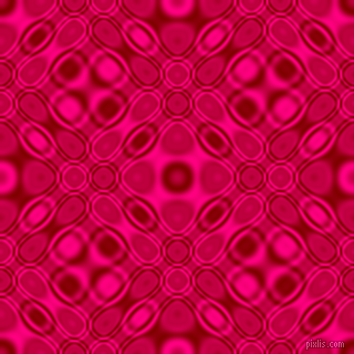 Maroon and Deep Pink cellular plasma seamless tileable