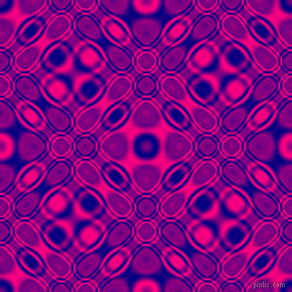 Navy and Deep Pink cellular plasma seamless tileable