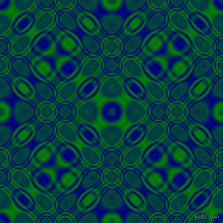 , Navy and Green cellular plasma seamless tileable