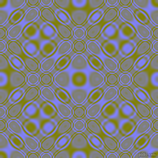 , Olive and Light Slate Blue cellular plasma seamless tileable