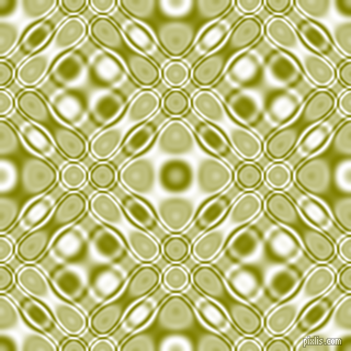 Olive and White cellular plasma seamless tileable