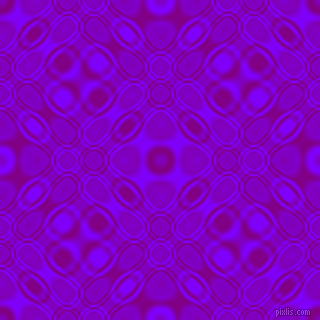 , Purple and Electric Indigo cellular plasma seamless tileable