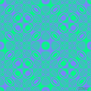 , Spring Green and Light Slate Blue cellular plasma seamless tileable
