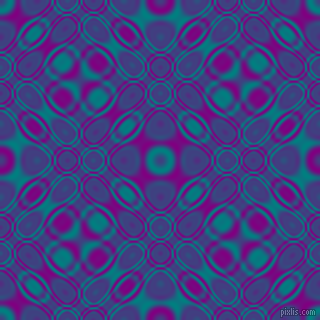 , Teal and Purple cellular plasma seamless tileable