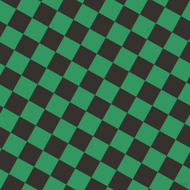 61/151 degree angle diagonal checkered chequered squares checker pattern checkers background, 64 pixel square size, , Acadia and Eucalyptus checkers chequered checkered squares seamless tileable
