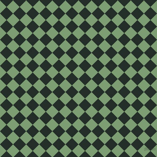 45/135 degree angle diagonal checkered chequered squares checker pattern checkers background, 30 pixel square size, , Amulet and Midnight Moss checkers chequered checkered squares seamless tileable