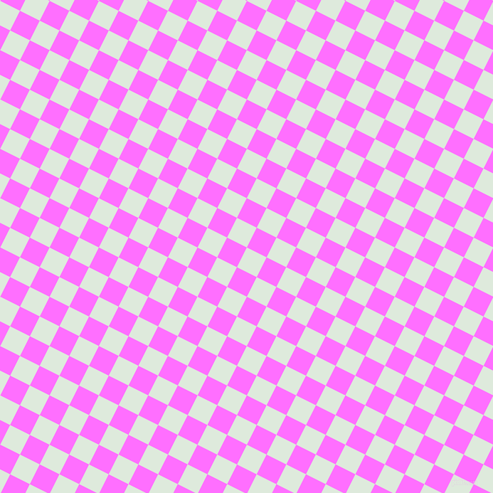 63/153 degree angle diagonal checkered chequered squares checker pattern checkers background, 31 pixel squares size, , Apple Green and Ultra Pink checkers chequered checkered squares seamless tileable