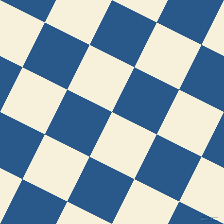 63/153 degree angle diagonal checkered chequered squares checker pattern checkers background, 103 pixel squares size, , Apricot White and Endeavour checkers chequered checkered squares seamless tileable