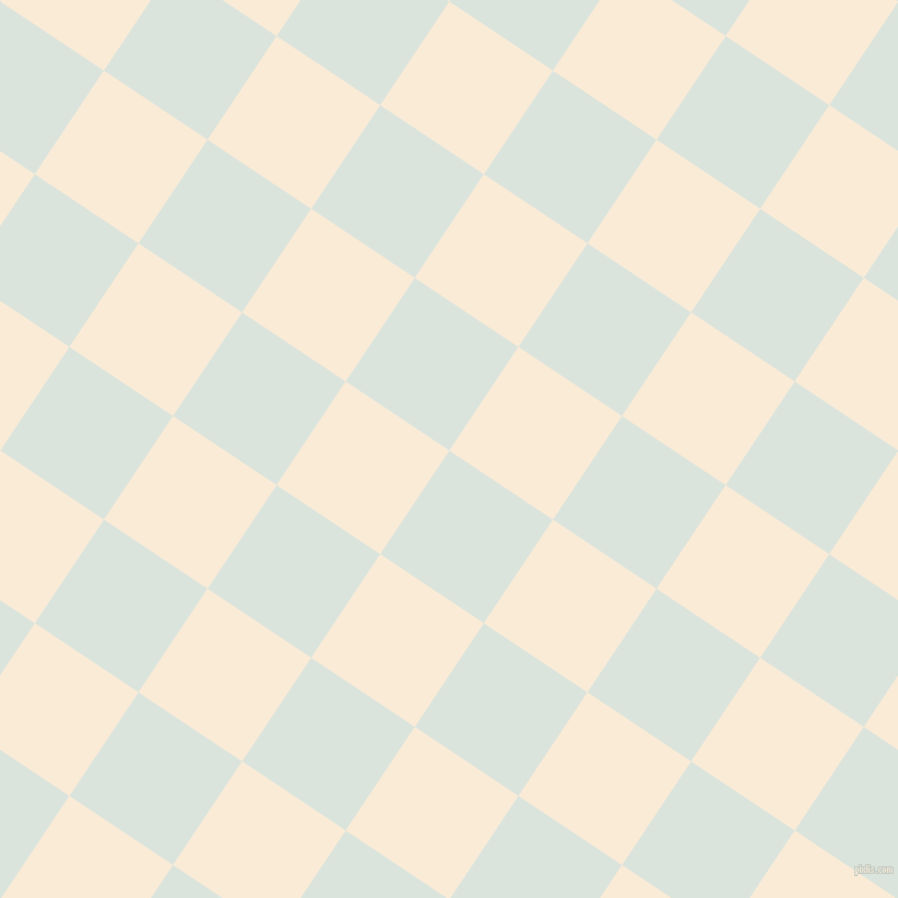 56/146 degree angle diagonal checkered chequered squares checker pattern checkers background, 114 pixel squares size, , Aqua Squeeze and Antique White checkers chequered checkered squares seamless tileable