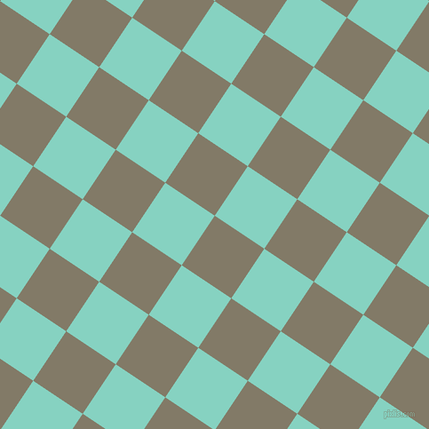 56/146 degree angle diagonal checkered chequered squares checker pattern checkers background, 67 pixel squares size, , Arrowtown and Bermuda checkers chequered checkered squares seamless tileable