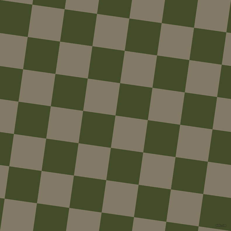82/172 degree angle diagonal checkered chequered squares checker pattern checkers background, 112 pixel squares size, , Arrowtown and Bronzetone checkers chequered checkered squares seamless tileable