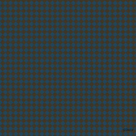 45/135 degree angle diagonal checkered chequered squares checker pattern checkers background, 13 pixel squares size, , Astronaut Blue and Mikado checkers chequered checkered squares seamless tileable