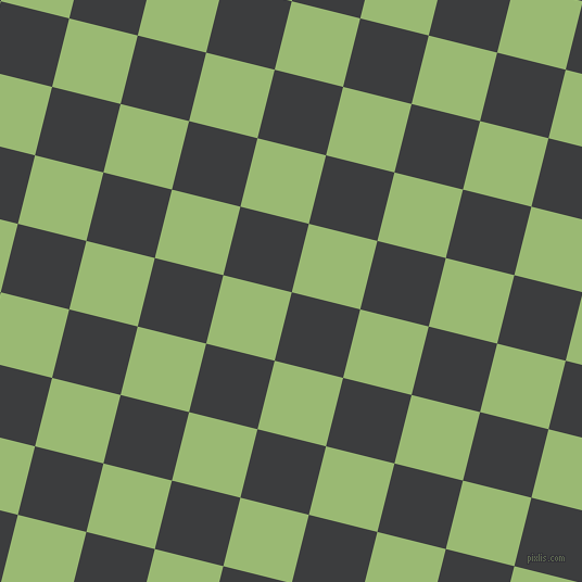76/166 degree angle diagonal checkered chequered squares checker pattern checkers background, 65 pixel squares size, , Baltic Sea and Olivine checkers chequered checkered squares seamless tileable