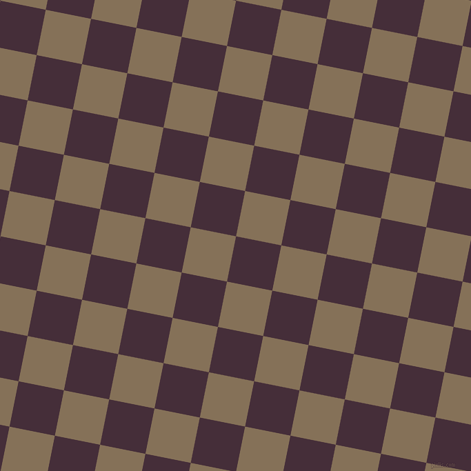 79/169 degree angle diagonal checkered chequered squares checker pattern checkers background, 67 pixel square size, , Barossa and Cement checkers chequered checkered squares seamless tileable
