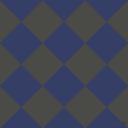 45/135 degree angle diagonal checkered chequered squares checker pattern checkers background, 100 pixel squares size, , Bay Of Many and Gravel checkers chequered checkered squares seamless tileable