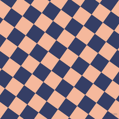 54/144 degree angle diagonal checkered chequered squares checker pattern checkers background, 54 pixel squares size, , Bay Of Many and Mandys Pink checkers chequered checkered squares seamless tileable