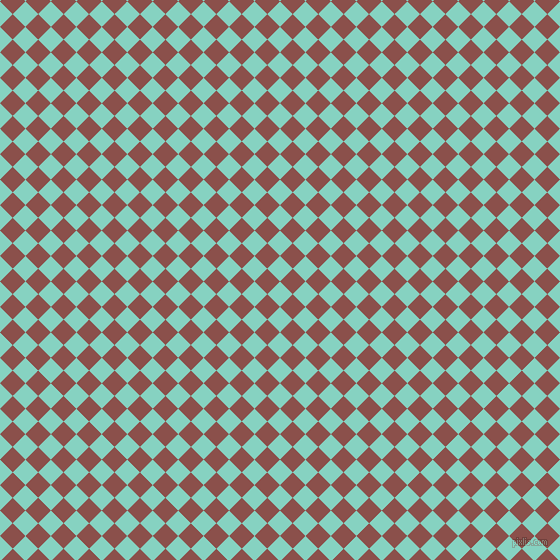 45/135 degree angle diagonal checkered chequered squares checker pattern checkers background, 18 pixel square size, , Bermuda and Lotus checkers chequered checkered squares seamless tileable