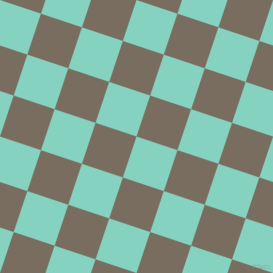 72/162 degree angle diagonal checkered chequered squares checker pattern checkers background, 89 pixel square size, , Bermuda and Sandstone checkers chequered checkered squares seamless tileable
