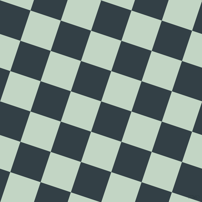 72/162 degree angle diagonal checkered chequered squares checker pattern checkers background, 105 pixel square size, , Big Stone and Sea Mist checkers chequered checkered squares seamless tileable
