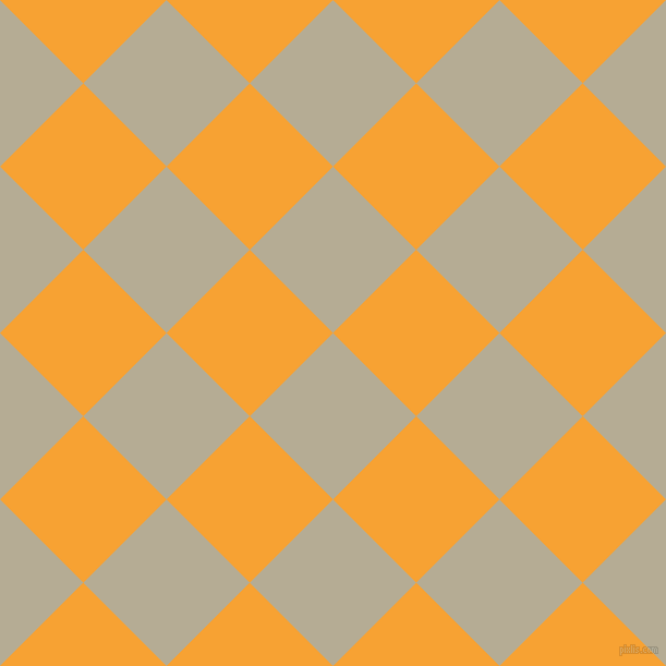 45/135 degree angle diagonal checkered chequered squares checker pattern checkers background, 108 pixel squares size, , Bison Hide and Lightning Yellow checkers chequered checkered squares seamless tileable