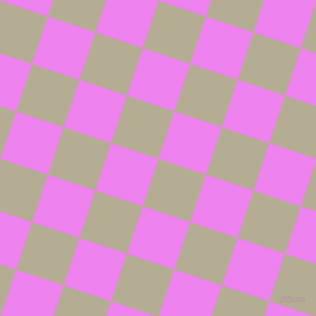72/162 degree angle diagonal checkered chequered squares checker pattern checkers background, 72 pixel square size, , Bison Hide and Violet checkers chequered checkered squares seamless tileable