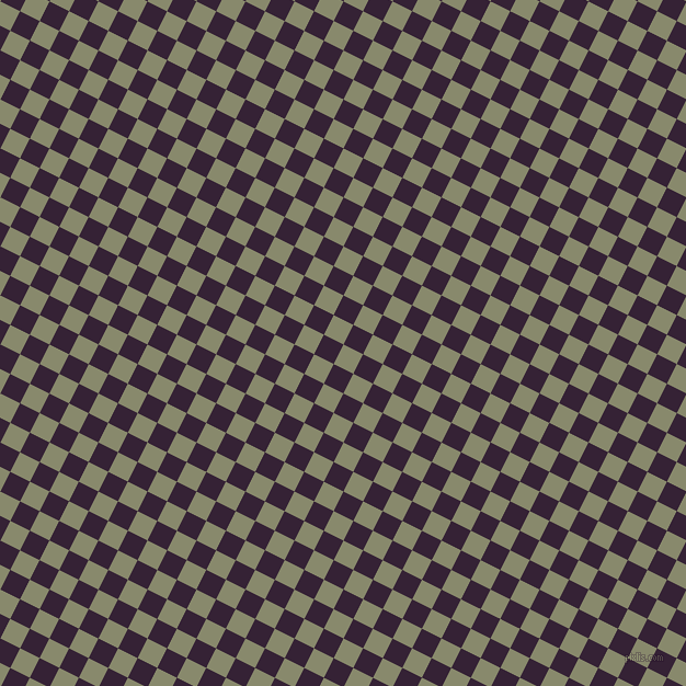 63/153 degree angle diagonal checkered chequered squares checker pattern checkers background, 20 pixel square size, , Bitter and Mardi Gras checkers chequered checkered squares seamless tileable