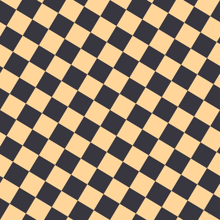 59/149 degree angle diagonal checkered chequered squares checker pattern checkers background, 72 pixel squares size, , Black Marlin and Caramel checkers chequered checkered squares seamless tileable