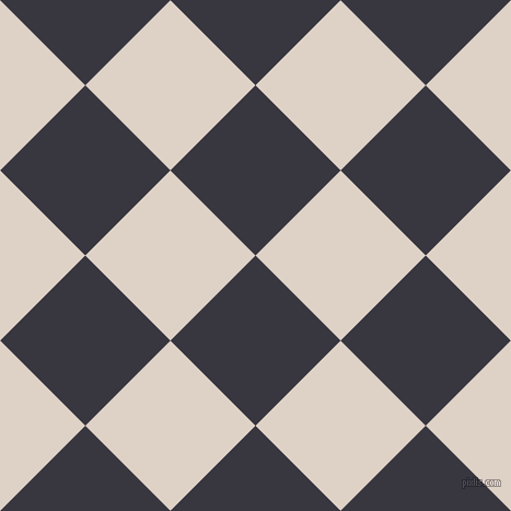 45/135 degree angle diagonal checkered chequered squares checker pattern checkers background, 110 pixel squares size, , Black Marlin and Pearl Bush checkers chequered checkered squares seamless tileable