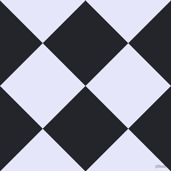 45/135 degree angle diagonal checkered chequered squares checker pattern checkers background, 197 pixel square size, , Black Russian and Lavender checkers chequered checkered squares seamless tileable
