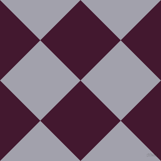 45/135 degree angle diagonal checkered chequered squares checker pattern checkers background, 189 pixel square size, , Blackberry and Spun Pearl checkers chequered checkered squares seamless tileable