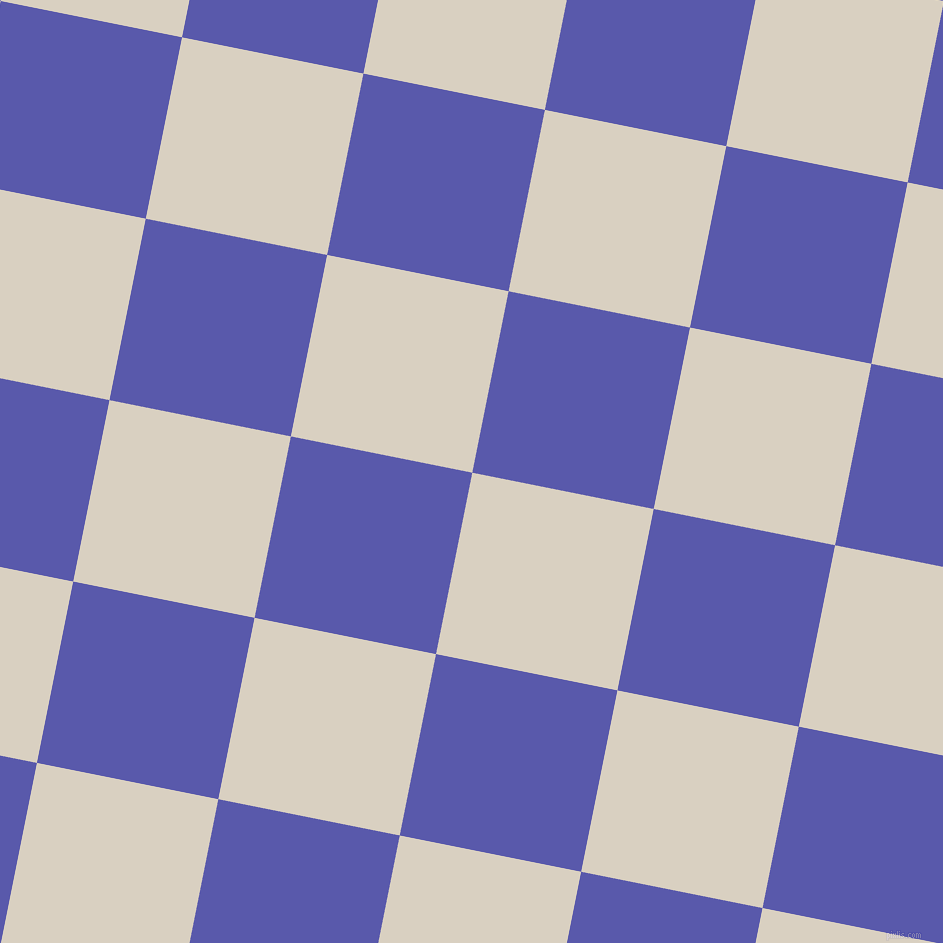79/169 degree angle diagonal checkered chequered squares checker pattern checkers background, 185 pixel squares size, , Blanc and Rich Blue checkers chequered checkered squares seamless tileable