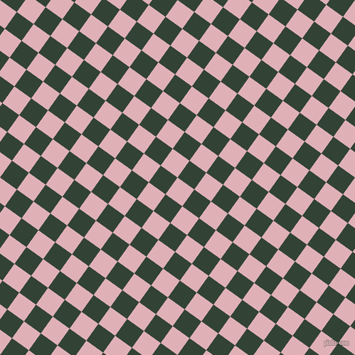 54/144 degree angle diagonal checkered chequered squares checker pattern checkers background, 29 pixel squares size, , Blossom and Timber Green checkers chequered checkered squares seamless tileable
