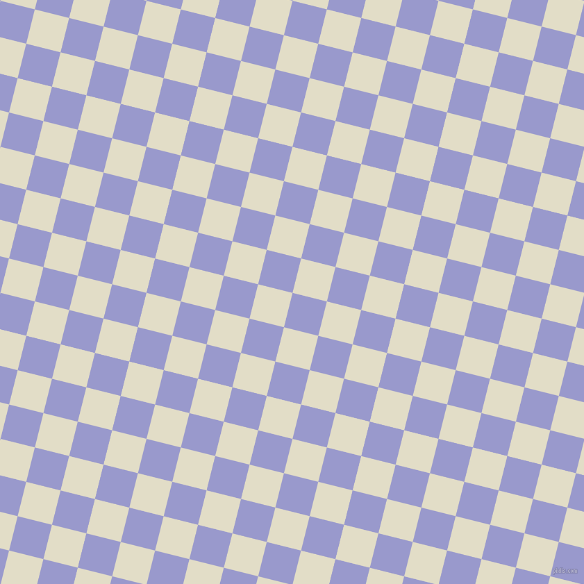76/166 degree angle diagonal checkered chequered squares checker pattern checkers background, 51 pixel square size, , Blue Bell and Travertine checkers chequered checkered squares seamless tileable
