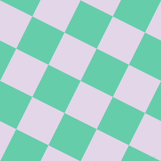 63/153 degree angle diagonal checkered chequered squares checker pattern checkers background, 142 pixel squares size, , Blue Chalk and Medium Aquamarine checkers chequered checkered squares seamless tileable