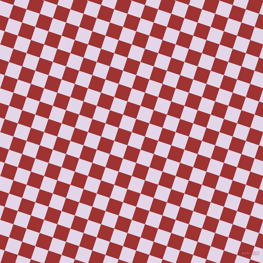 72/162 degree angle diagonal checkered chequered squares checker pattern checkers background, 28 pixel squares size, , Blue Chalk and Milano Red checkers chequered checkered squares seamless tileable