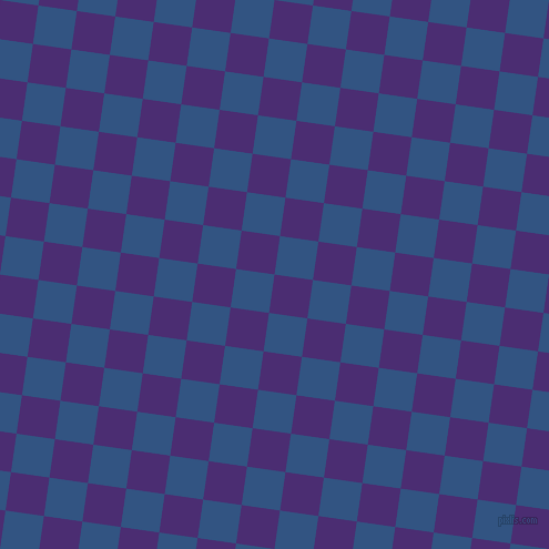 82/172 degree angle diagonal checkered chequered squares checker pattern checkers background, 35 pixel square size, , Blue Diamond and St Tropaz checkers chequered checkered squares seamless tileable