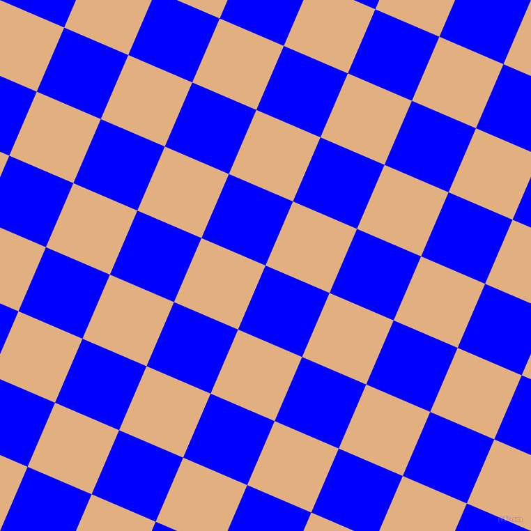 67/157 degree angle diagonal checkered chequered squares checker pattern checkers background, 100 pixel square size, , Blue and Manhattan checkers chequered checkered squares seamless tileable