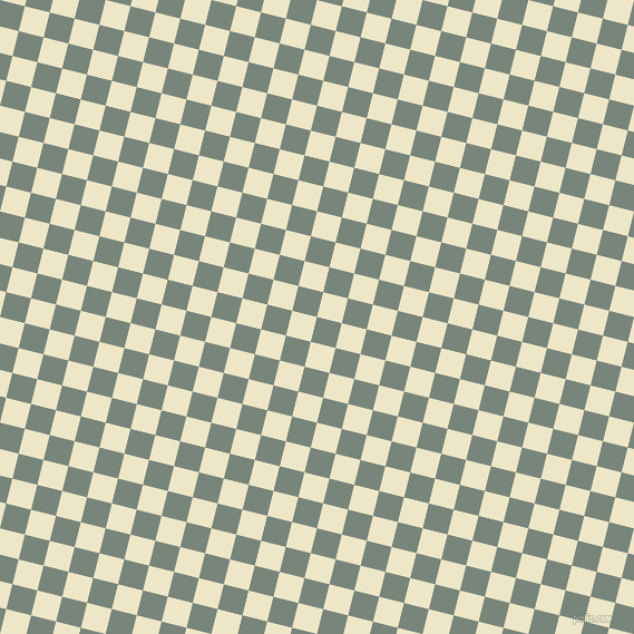 76/166 degree angle diagonal checkered chequered squares checker pattern checkers background, 23 pixel square size, Blue Smoke and Half And Half checkers chequered checkered squares seamless tileable