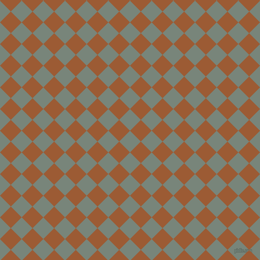 45/135 degree angle diagonal checkered chequered squares checker pattern checkers background, 31 pixel square size, , Blue Smoke and Indochine checkers chequered checkered squares seamless tileable