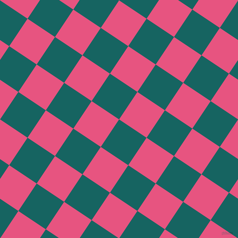 56/146 degree angle diagonal checkered chequered squares checker pattern checkers background, 110 pixel square size, , Blue Stone and Dark Pink checkers chequered checkered squares seamless tileable