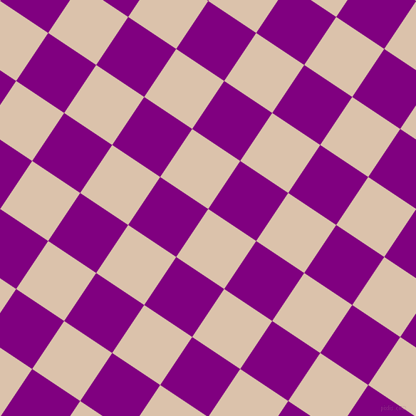 56/146 degree angle diagonal checkered chequered squares checker pattern checkers background, 81 pixel squares size, , Bone and Purple checkers chequered checkered squares seamless tileable