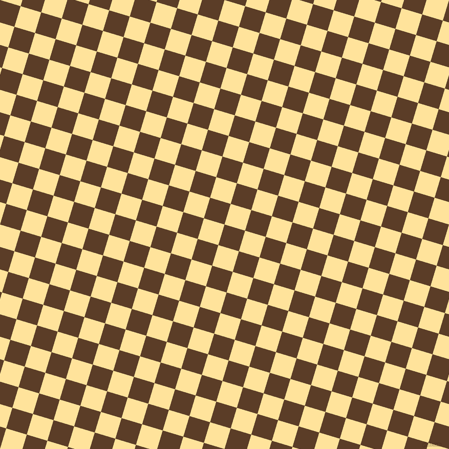73/163 degree angle diagonal checkered chequered squares checker pattern checkers background, 42 pixel squares size, , Bracken and Cream Brulee checkers chequered checkered squares seamless tileable