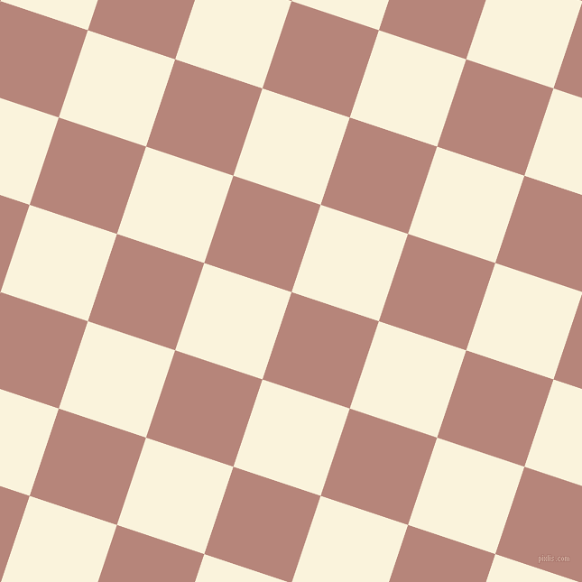 72/162 degree angle diagonal checkered chequered squares checker pattern checkers background, 102 pixel square size, , Brandy Rose and Off Yellow checkers chequered checkered squares seamless tileable