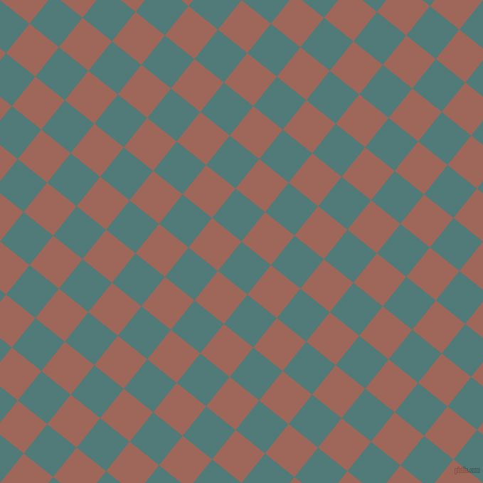 51/141 degree angle diagonal checkered chequered squares checker pattern checkers background, 53 pixel square size, , Breaker Bay and Au Chico checkers chequered checkered squares seamless tileable