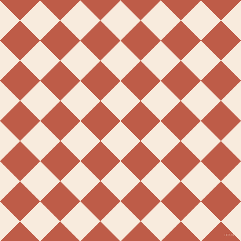 45/135 degree angle diagonal checkered chequered squares checker pattern checkers background, 93 pixel squares size, , Bridal Heath and Flame Pea checkers chequered checkered squares seamless tileable