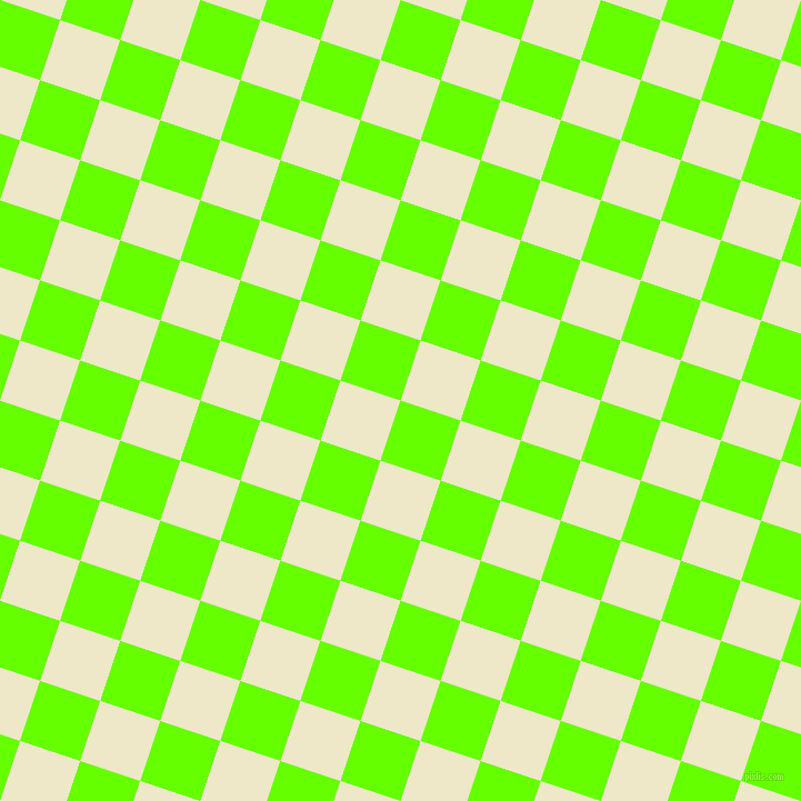 72/162 degree angle diagonal checkered chequered squares checker pattern checkers background, 57 pixel square size, , Bright Green and Scotch Mist checkers chequered checkered squares seamless tileable