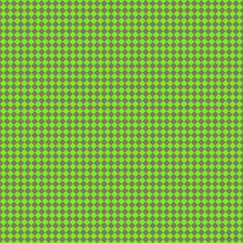 45/135 degree angle diagonal checkered chequered squares checker pattern checkers background, 10 pixel square size, , Bright Green and Strikemaster checkers chequered checkered squares seamless tileable