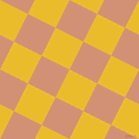 63/153 degree angle diagonal checkered chequered squares checker pattern checkers background, 99 pixel square size, , Bright Sun and Feldspar checkers chequered checkered squares seamless tileable