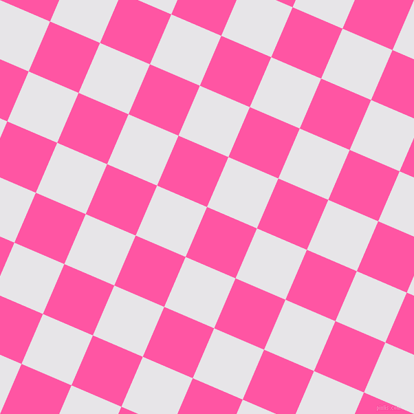 67/157 degree angle diagonal checkered chequered squares checker pattern checkers background, 79 pixel square size, , Brilliant Rose and White Lilac checkers chequered checkered squares seamless tileable